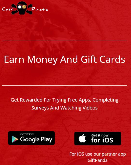 cashpirate app