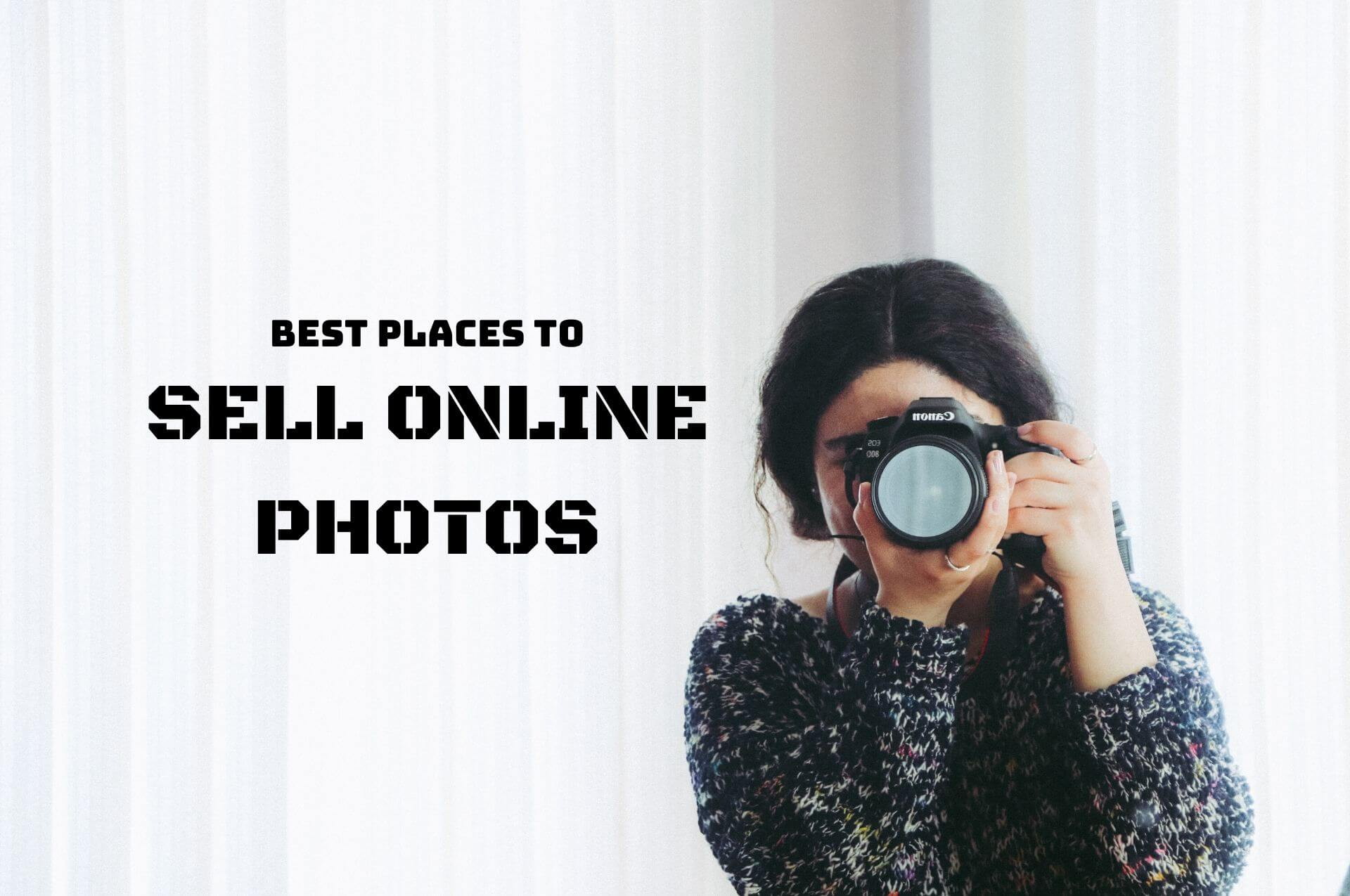 sell online photos