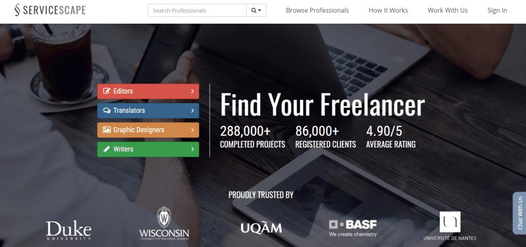 20 Best Freelance Job Sites To Get Freelancing Jobs 9