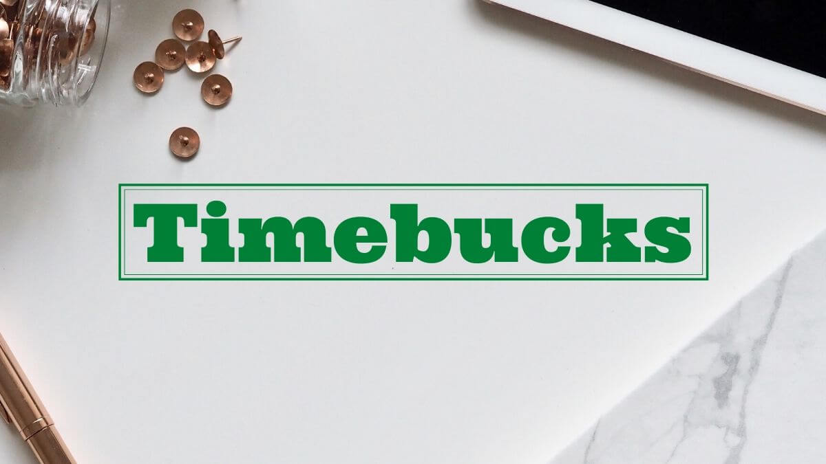 Make Money On Timebucks