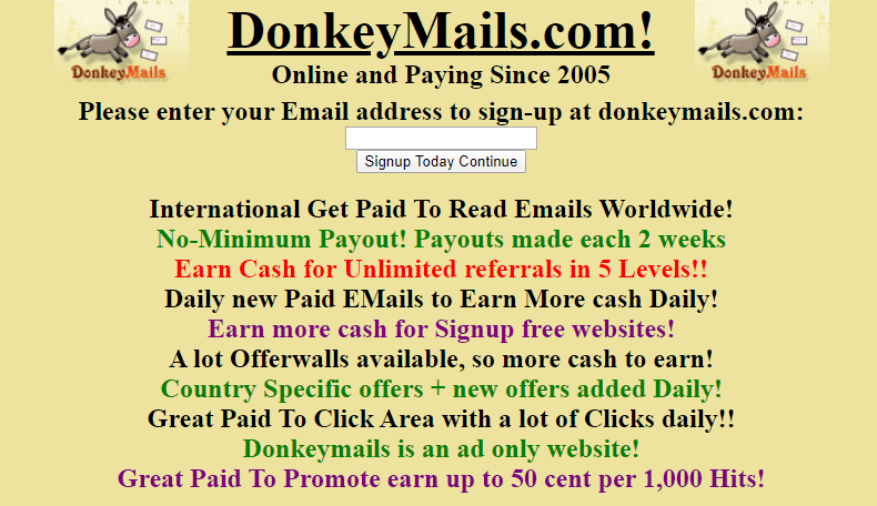 10 Best Websites To Make Money Reading Emails (Legit Sites) 8
