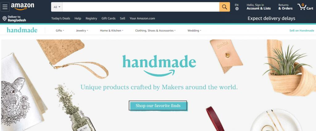 sell crafts online