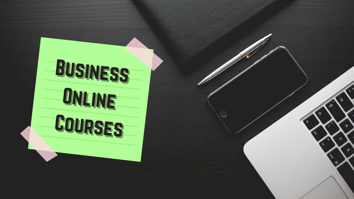 Business Online Courses