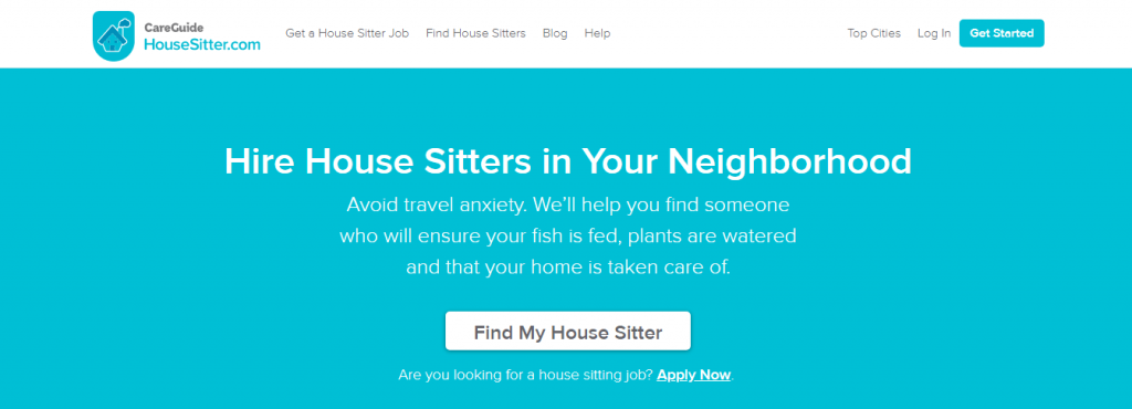 house sitting jobs
