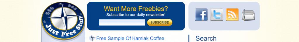 get free stuff online