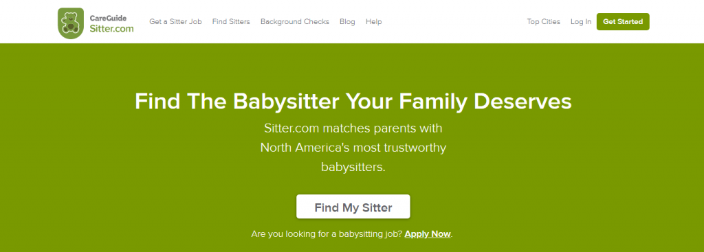 best places to find babysitting jobs