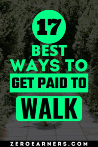 Get Paid To Walk