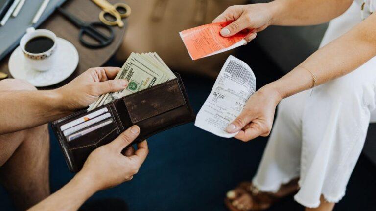 Make Money Scanning Receipts