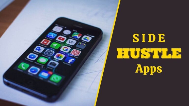 Profitable Side Hustle Apps