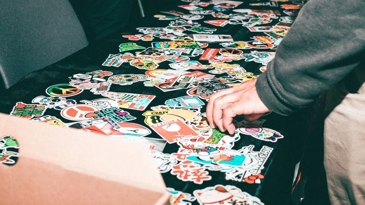 Companies That Offer Free Stickers